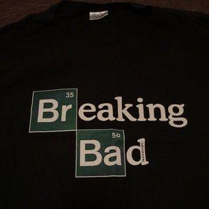 Breaking Bad women's T-shirt Size L